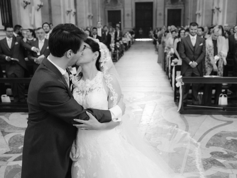Casamento no Convento de Mafra | Ana + Cedrick