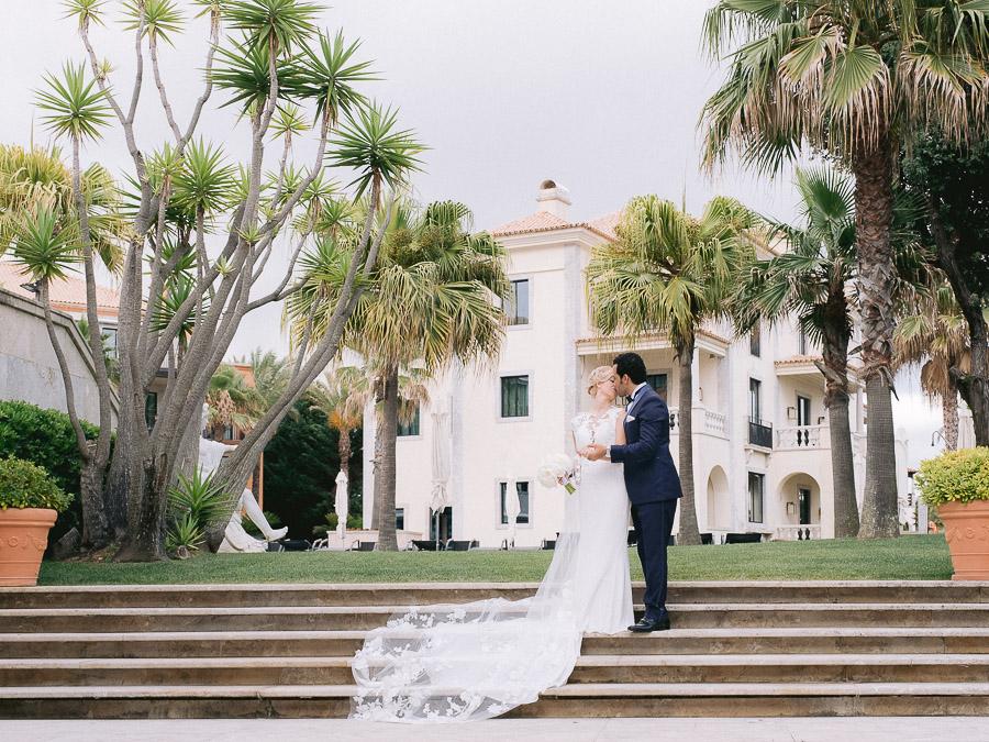 Estilos de edição de fotografias de casamento