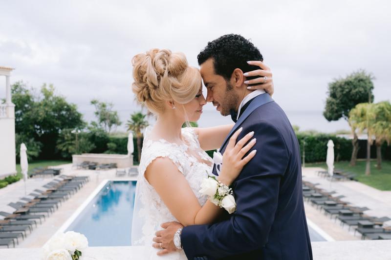 Casamento em hotel Vila Itália - Cascais