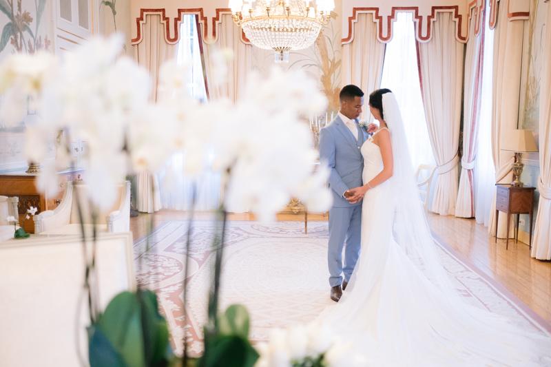 Casamento em Hotel Tivoli Palácio de Seteais