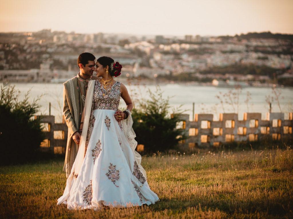 Exemplo de fotografia de casamento Dark and moody