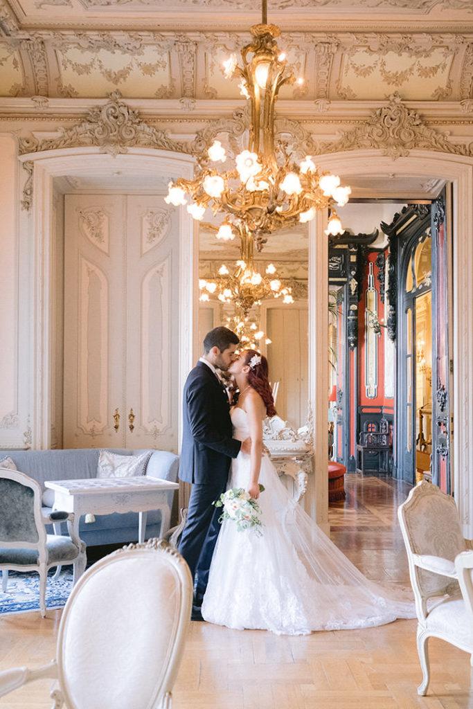 casamento em hotel - Hotel Pestana Palace - Lisboa