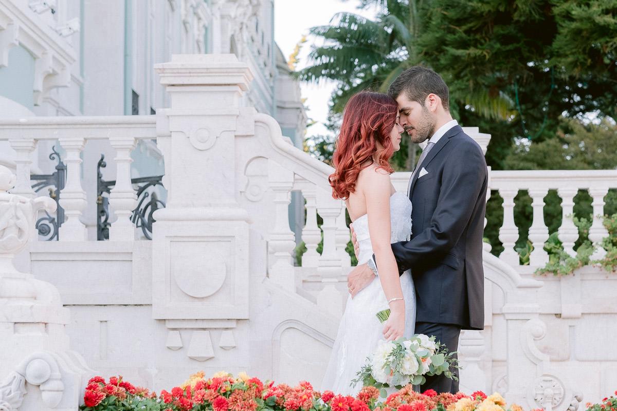 fotografos de casamentos lisboa, cascais, sintra em casamento no hotel pestana palace em lisboa